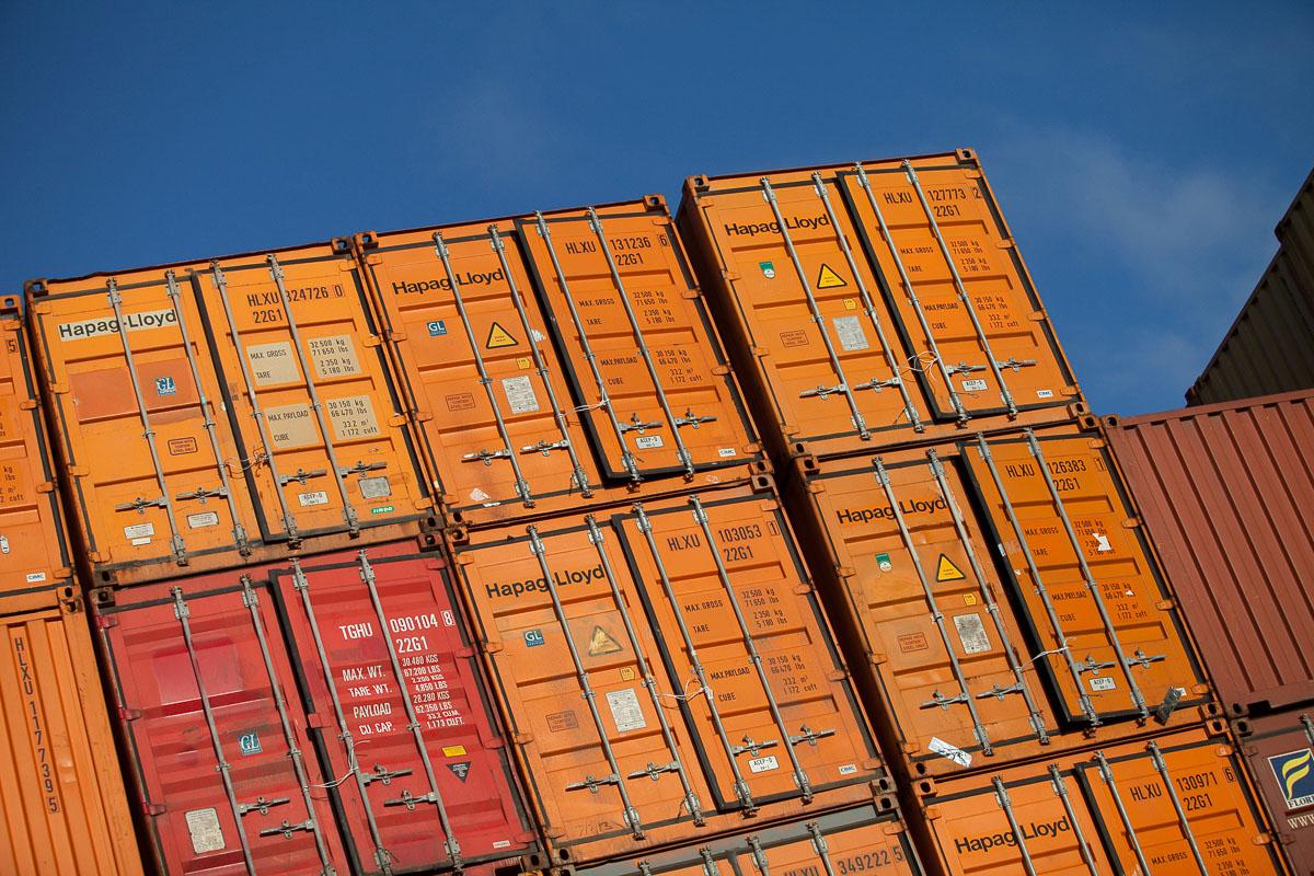 Container Depot Container Repair F Tiemann Stauerei