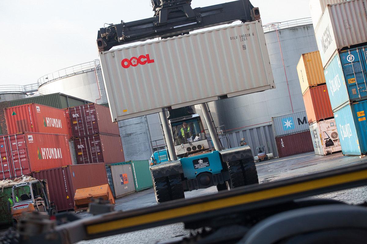 Tiemann bremen container