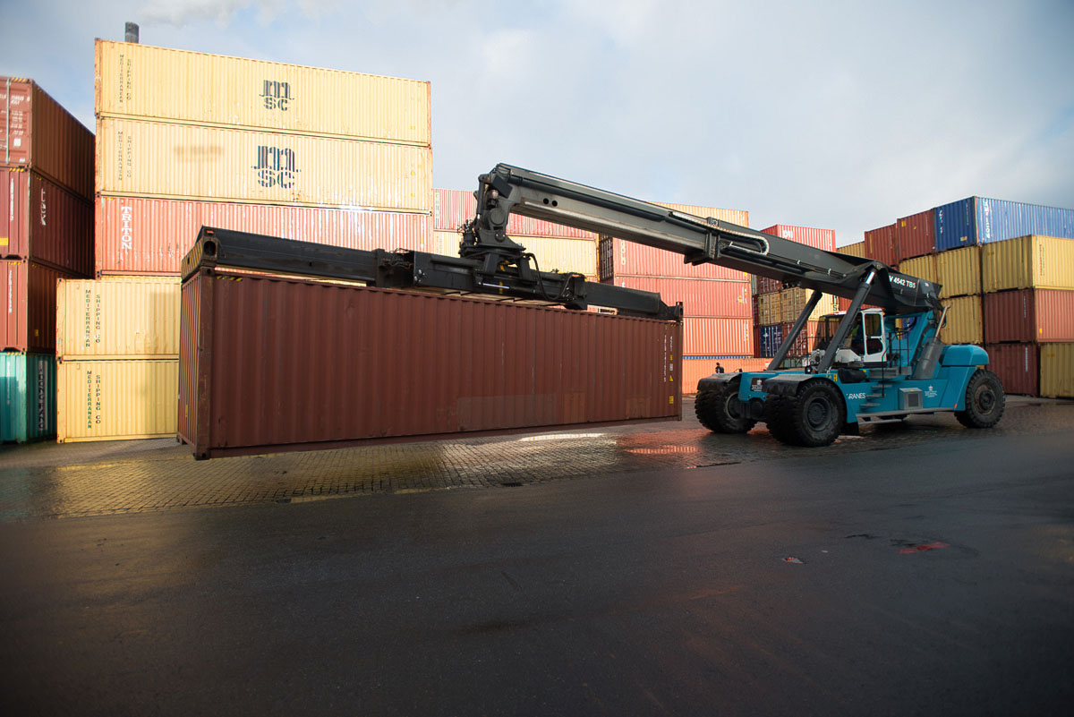 Container Depot Container Reparatur Firmengruppe F